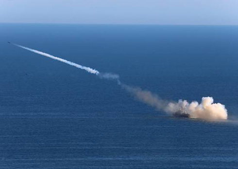 «Granit» and «Bazalt» has successfully engaged surface target