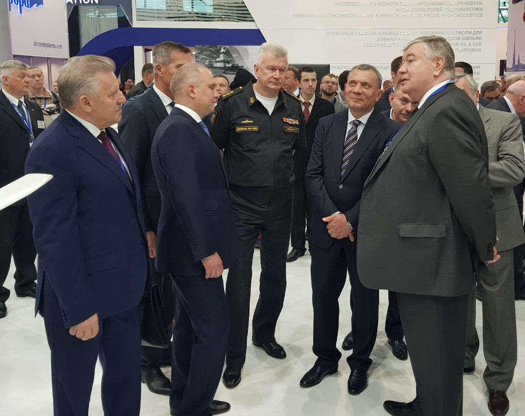 International Maritime Defense Show-2019