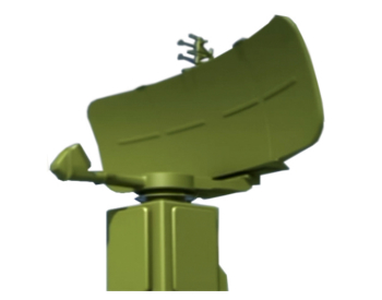 Stationary coastal radar system МР-10М1E