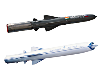 On-board automatic control systems and seekers for supersonic and hypersonic anti-ships cruise missiles