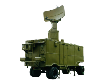 Mobile coastal radar station «Mys-М1E»